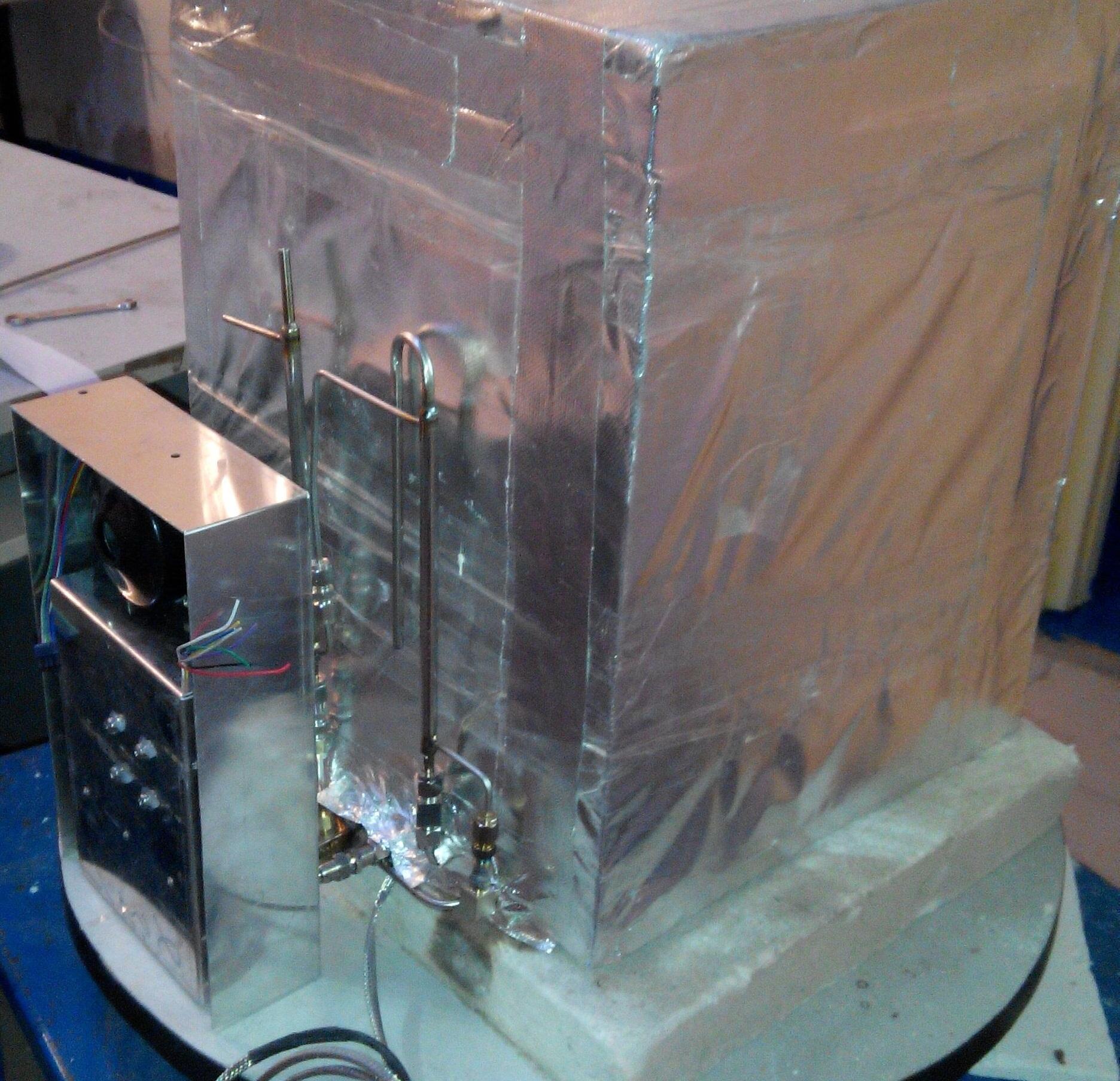 燃料电池纳米微孔隔热异形件